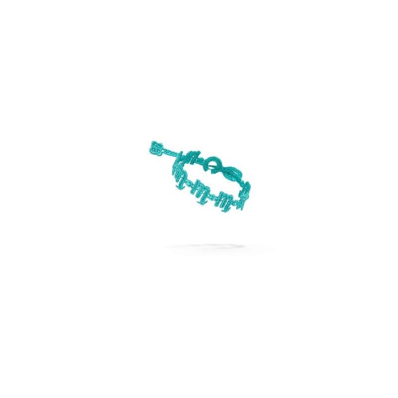 Scorpione turchese