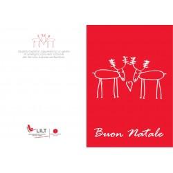 Biglietto Natalizio - Cod. 002