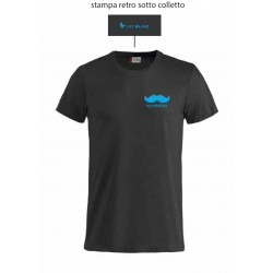 T-shirt Movemen nera