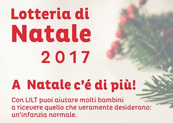 Lotteria di Natale LILT