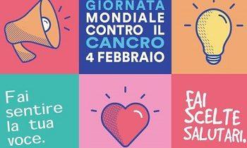 Giornata Mondiale Contro il Cancro 2018
