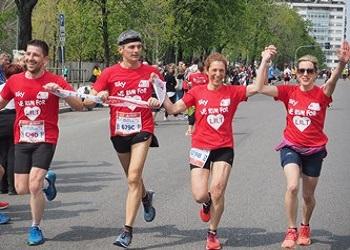 Milano Marathon con la LILT: GRAZIE!