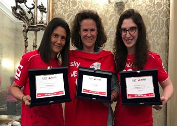 Milano Marathon 2018 Award