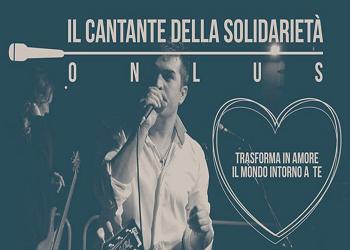Il Cantante della Solidarietà sostiene la LILT