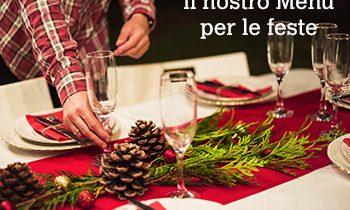 Buone feste anche a tavola