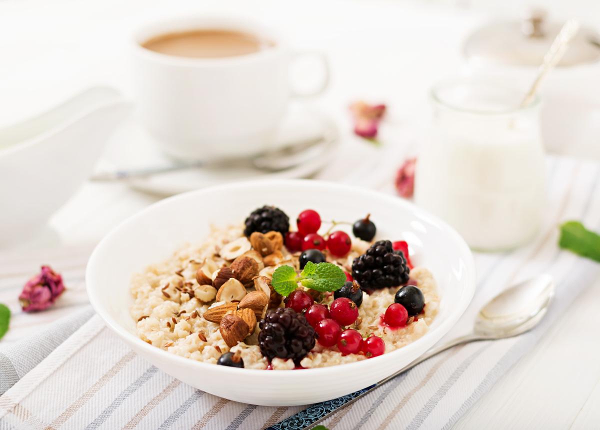 Consigli salutari: la colazione