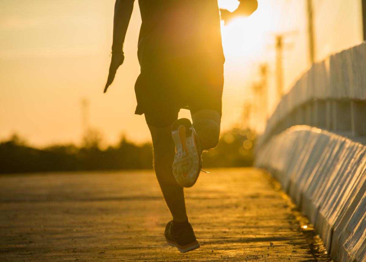 Correre fa bene a tutti? Lo abbiamo chiesto all'osteopata