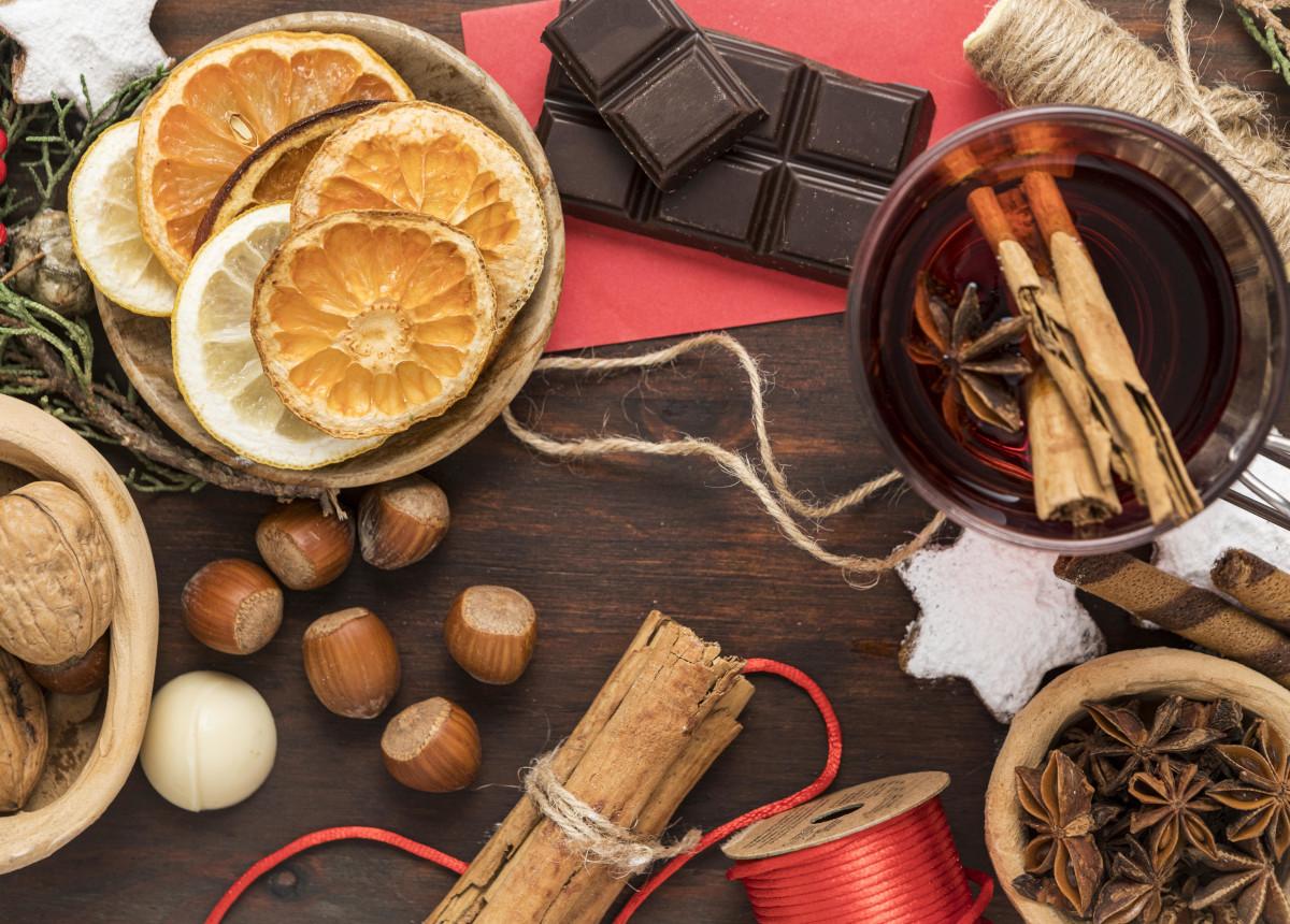 Cacao, cannella e zenzero: dolci sfizi natalizi