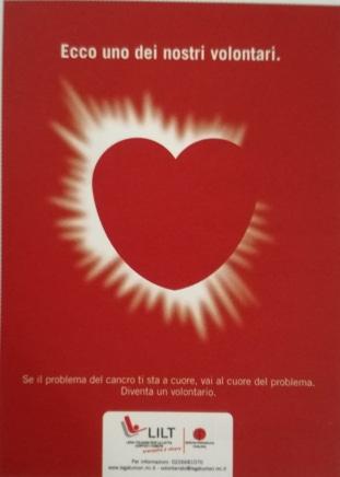 Il cuore e la forza di LILT