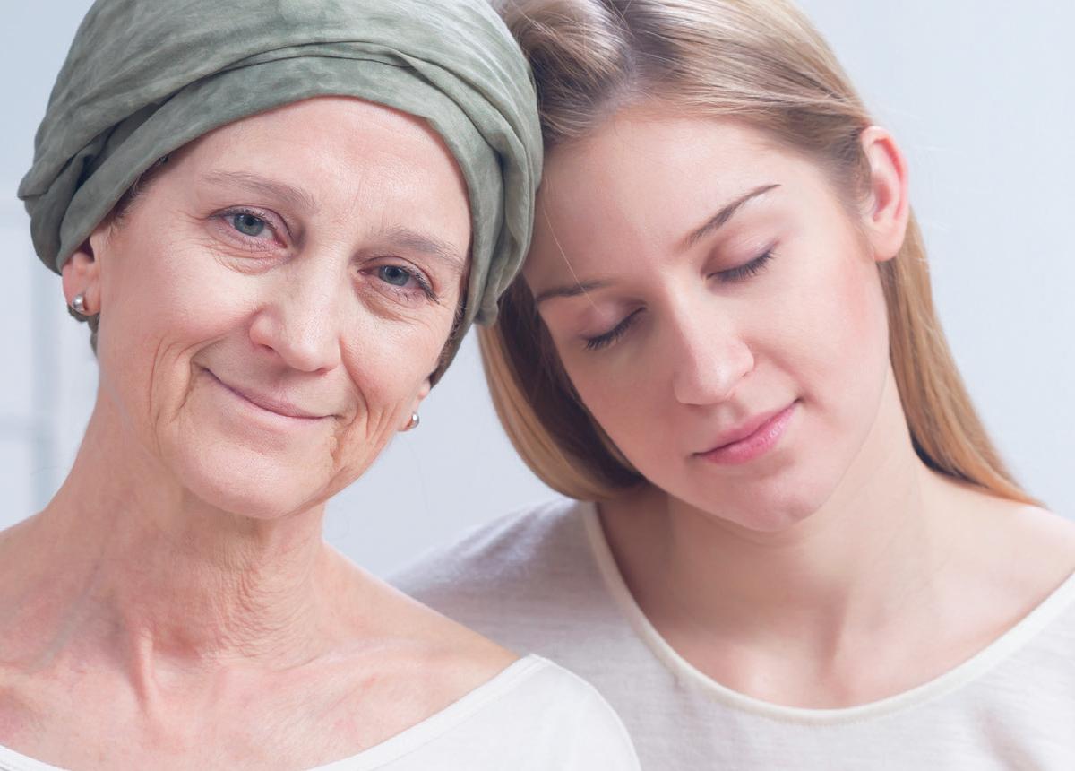 Mai Soli: vicini ogni giorno ai malati di tumore.