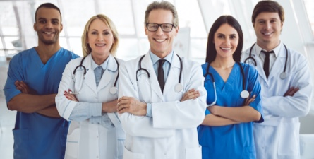 Medici e operatori sanitari