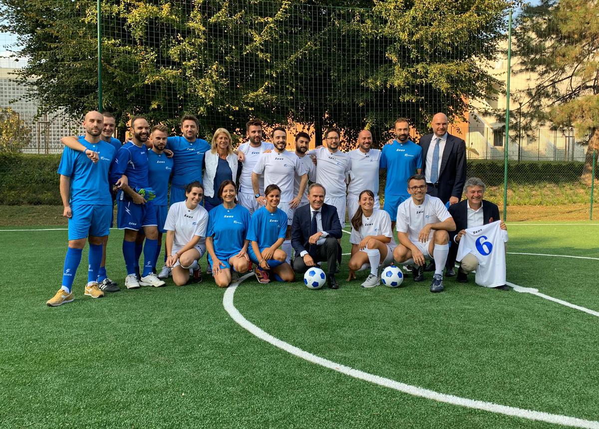 LILT e Italgas correranno insieme la Milano Marathon 2021