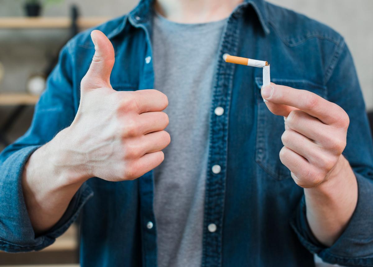 Spegni l'ultima sigaretta. E dopo…