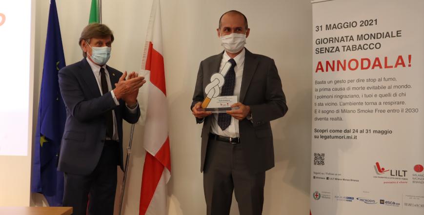 Premio Azienda senza fumo