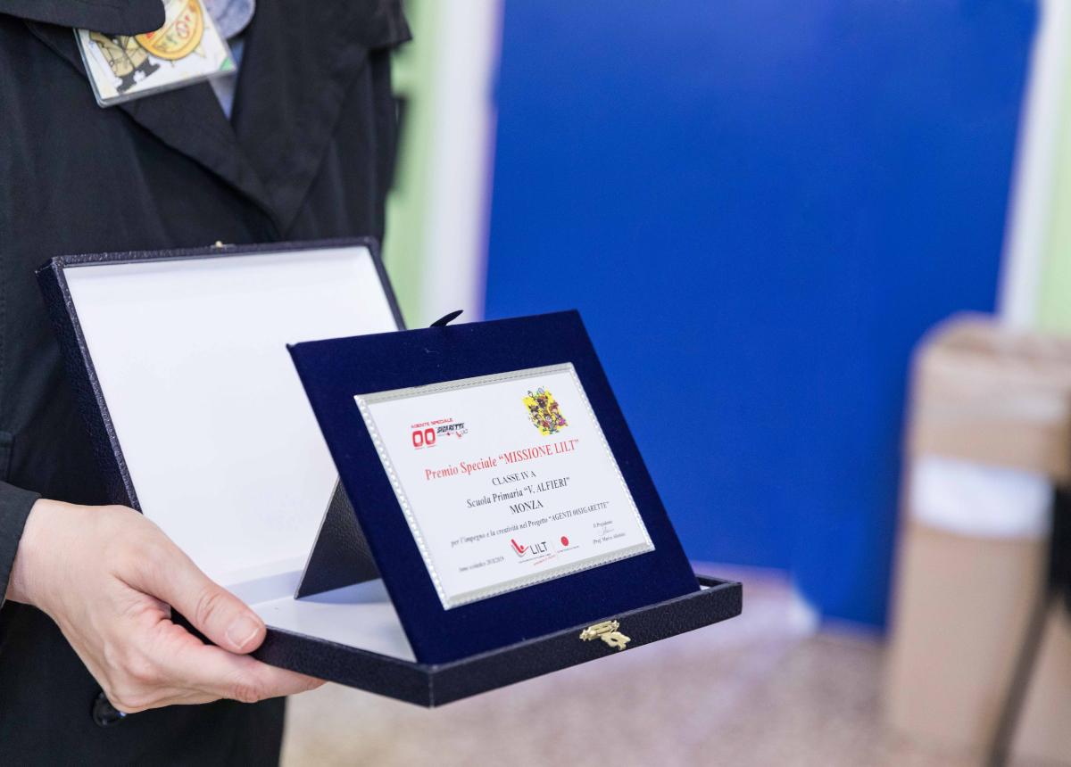 Agenti Speciali 00Sigarette: le scuole premiate