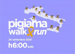 Pigiama Walk&Run 2021. Tante novità!