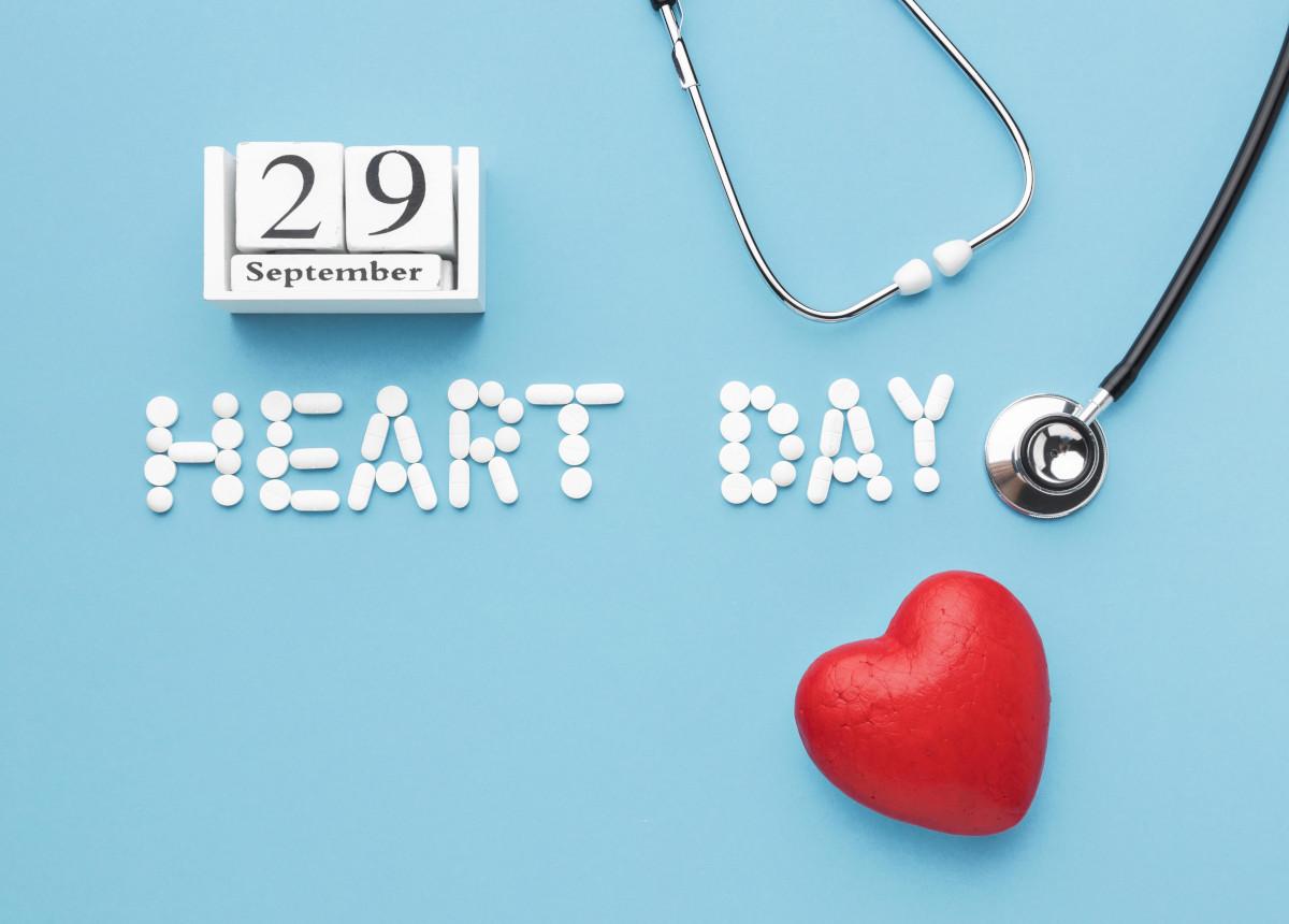 29 settembre: Giornata Mondiale del Cuore