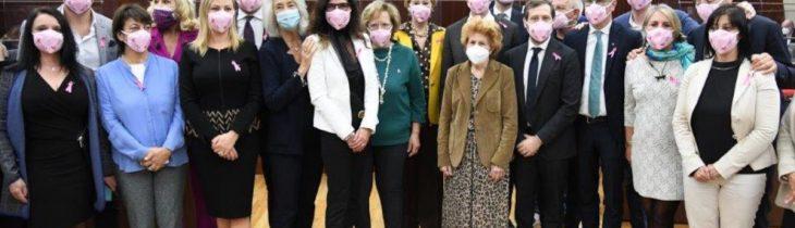 La prevenzione in rosa arriva in regione